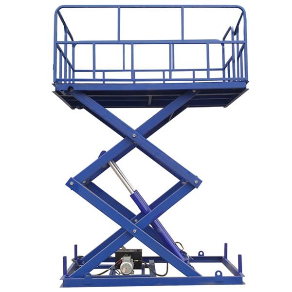 Stationary Scissor Lift SJG2-3.