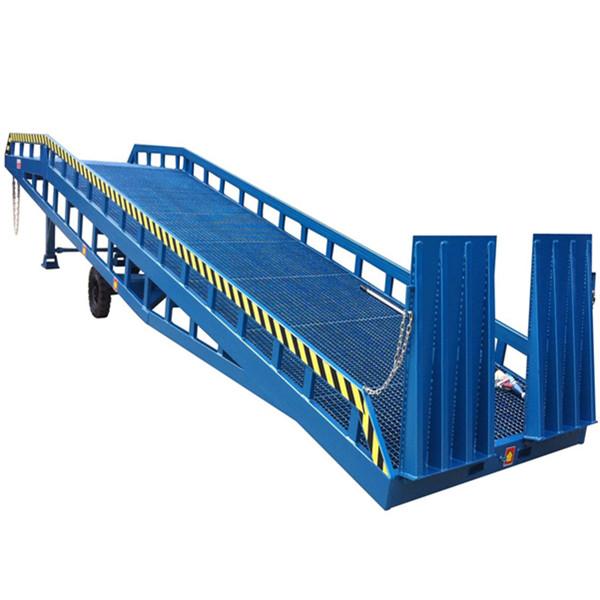 Mobile Dock Ramp DCQY-10