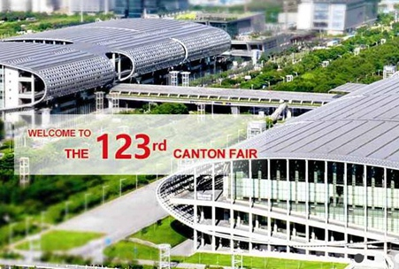Welcome to Visit Our Booth 12.0 C46 at 123rd Canton Fair