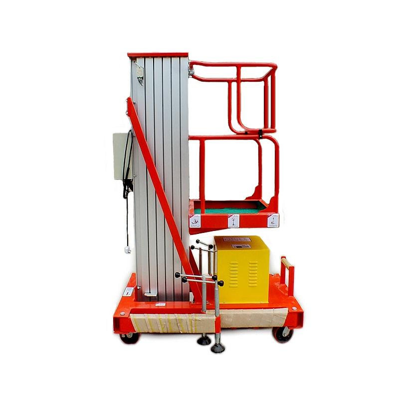 Single Mast Aluminum Alloy Lift YBC0.1-8