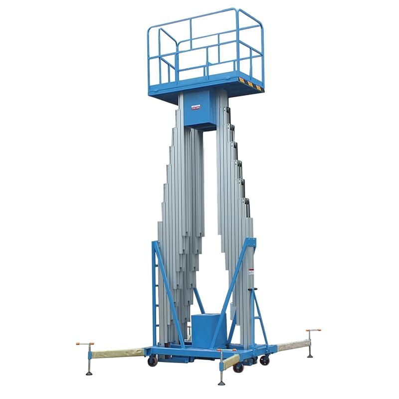 Three Mast Aluminum Lift YBC0.2-10